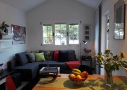 Ferienwohnung Casa Calma | Wohnzimmer mit Essbereich