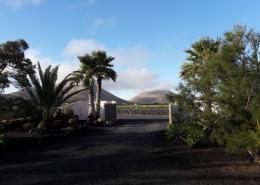 Ferienwohnung Casa Calma | Ausfahrt/Einfahrt